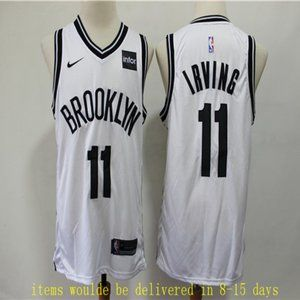 Mens Brooklyn Nets Kyrie Irving Jersey